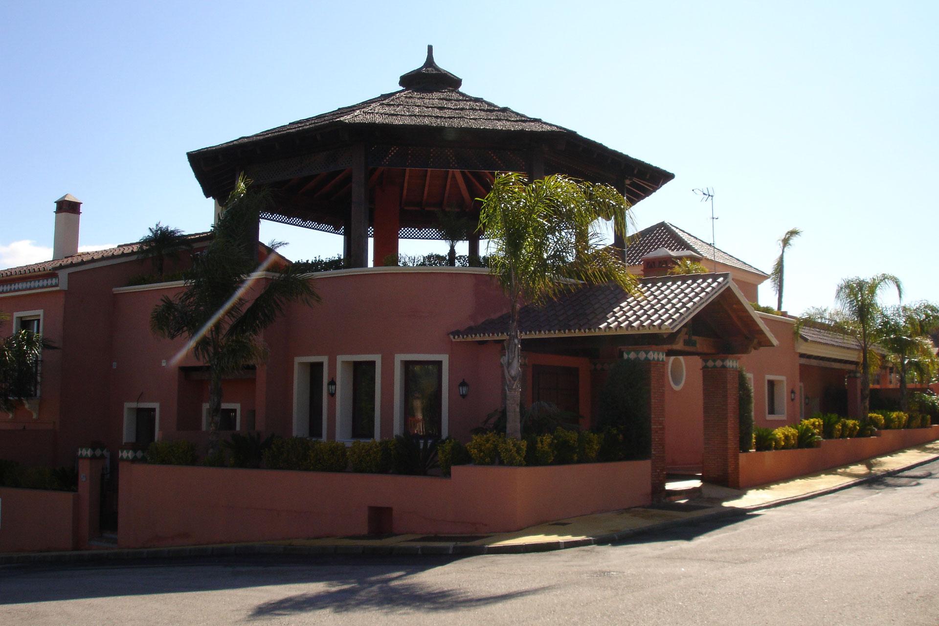 Business location for Restaurant, Urb. Los Nebrales